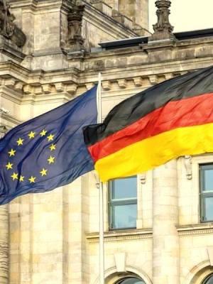 Germany-EU Flags | OPED COLUMN LAW